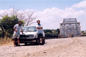 Panama-Finroute